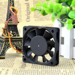 Microventilador Cooler 60x60x25 12v Mxt