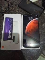 V/T Xiaomi Redmi Note 8 Pro 64Gb (Semi Novo)