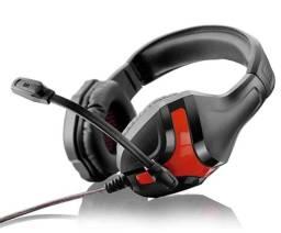 Headset Gamer Warrior, P2, Fone De Ouvido com Microfone - PH101 (NOVO)