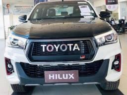 Toyota Hilux GR 4.0 V6 2020 Impecável Único Dono Apenas 1.200km