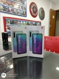 Redmi Note 8 64gb - Aceitamos Cartões em até 18x