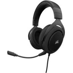 Headset gamer HS50 stereo Corsair