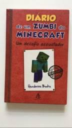 Um Diario de um Zumbi do Minecraft