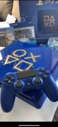 PS4 Azul Edição Limitada 1TB