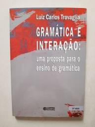 Livro Gramática e Interação - Luiz Carlos Travaglia