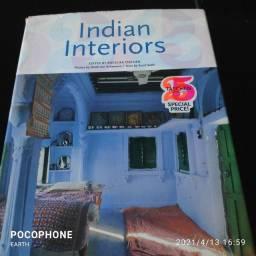Livro indiano importado