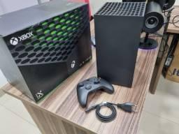 xbox seie x  16gb ram 1 tb ssd para jogos 4k 120fps