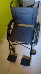 Cadeira de rodas nova com nota fiscal tudo certinho