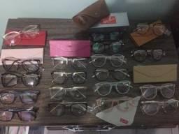 Armações para óculos de grau diversos modelos. Armação pra Grau