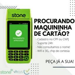 Máquina Stone ?