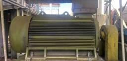 Motor de Acionamento: 4 pólos 380 Volts Fator de potência 0,9 - 60Hz 355KW - #8531