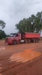 Scania 142HW  TRUCK +conjunto