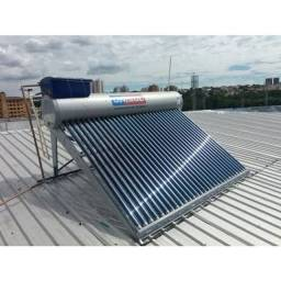Vendo aquecedor solar