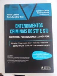Entendimentos Criminais do STF e STJ (2018) - Juspodivm