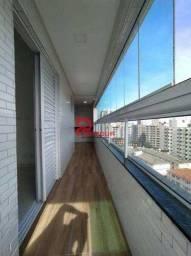 Apartamento com 2 dorms, Canto do Forte, Praia Grande - R$ 480 mil, Cod: 2083