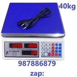 Balança Digital 40kg Top de Linha