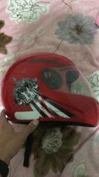 Vendo capacete fly