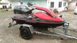 Jetski Seadoo 3D, n Yamaha, lancha, barco