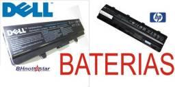 Bateria para Notebook de todas as marcas Acer Dell HP Apple Sony Vaio Asus