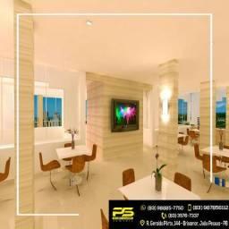 (Lançamento) apt c/3 qtos 2 suites pronto para morar em Tambauzinho, Joao Pessoa