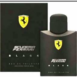 Perfume Importado Ferrari Black 125 ml Original