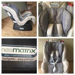 Cadeira para carro Burigotto Neomatrix