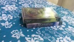 Livros da saga Divergente