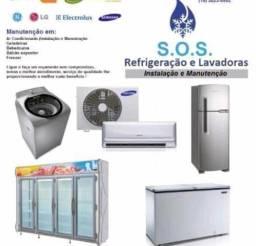 Clínica da refrigeração assistência técnica em geral ligue já