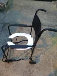 Cadeira de higienização