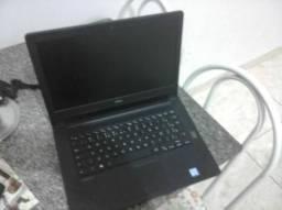 Notebook Dell latitude i5 sétima Geração