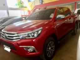 Toyota Hylux 2.8 srx cab. Dupla 4x4 aut. 4p 2016/2016 - 2016