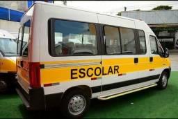 Transporte Escolar Céu Azul e Valparaiso Para o Gama