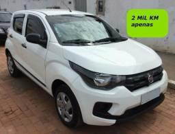 Mobi Easy ON 1.0 2mil KM apenas motor 3 cilindros Economia e Força - 2017