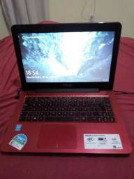 Notebook Asus completo