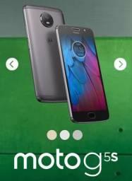 Vendo Celular Motorola Moto G5S ? 32 GB ? Platina