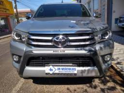 Hilux SRV 2016 Aut. Top BF Novíssima (JR VEÍCULOS) - 2016