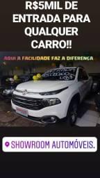 Aqui_NO_FEIRÃO_DA_SHOWROOM(TORO_VULCANO 2017_4X4 DUESEL TOP) - 2017