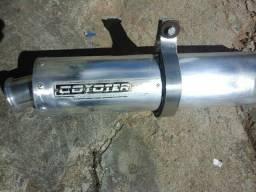 Coyote boca 0 em aluminio
