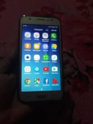 J5 dourado 4G 16GB