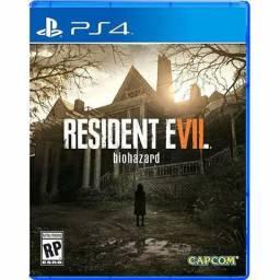 Residente Evil 7 PS4