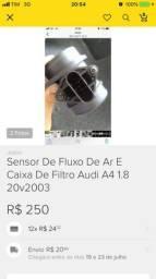 Sensor fluxo de ar audi a4 2003