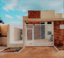 Apartamento Águas Lindas, Jardim Querência, 2 quartos e garagem. Até 100% financiado!