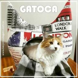 Gatoca Beijinho de Gato - Cama / Casinha