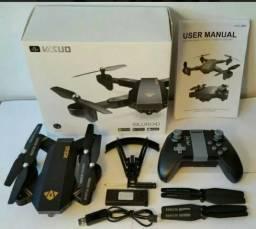 Drone Visuo Xs809hw-hd camera 2mp Pronta Entrega Usado