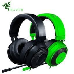 Headset Gamer Razer Kraken Pro V2 Green com Microfone