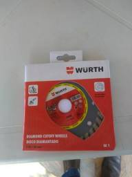 Vendo disco Diamantado Wurth