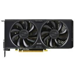 Placa de vídeo evga Nvidia gtx 750 ti ftw ACX 2GB