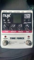 Pedal Delay Time Force