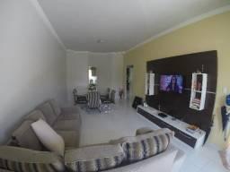 Linda casa no Residencial Tapajós com 3 qts semi mobiliada