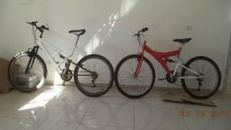 2 Bicicleta montbike aro aero 26 pelo preço de 1 R$ 650,00